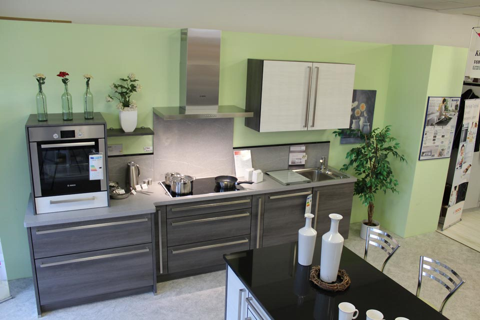 Küchenausstellung von Küchenstudio Zahn
